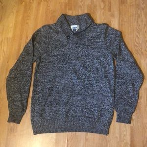 Wool Blend Pullover Sweater Med Old Navy Like New
